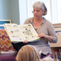 Story Time at Waterbury Public LIbrary